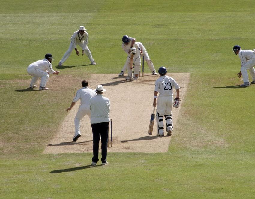 England V India Test Cricket