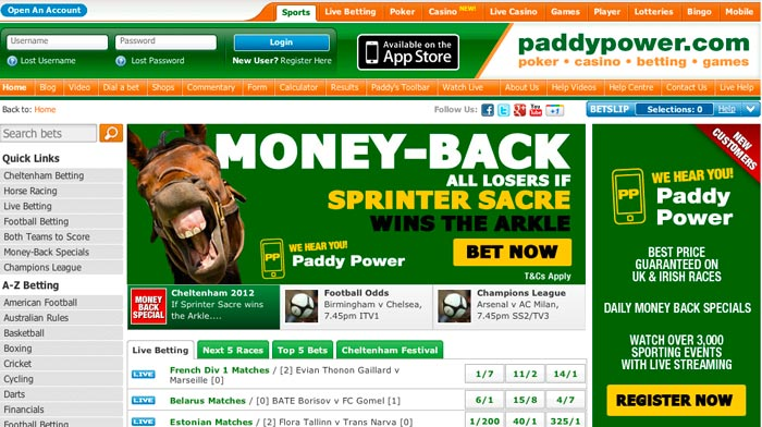 PaddyPowerReview