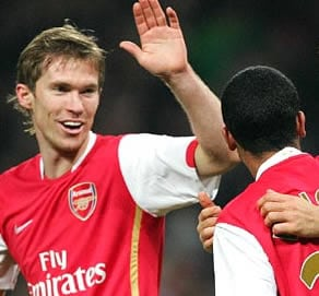 arsenal carling cup